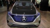 Mercedes Concept EQ front at the IAA 2017