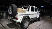 Mercedes-Maybach G 650 Landaulet rear three quarters right side at the IAA 2017