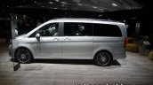 Mercedes V-Class Exclusive Edition profile at the IAA 2017