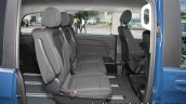 Mercedes V-Class RISE edition rear seat