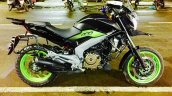 Modified Bajaj Dominar 400 profile