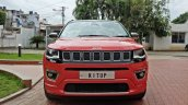 Modified Jeep Compass front view