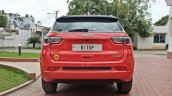 Modified Jeep Compass rear view