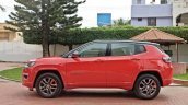 Modified Jeep Compass side view