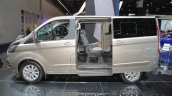New Ford Tourneo Custom side at IAA 2017