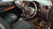 Nissan Micra Fashion interior