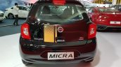 Nissan Micra Fashion rear