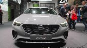 Opel Insignia GSi front at IAA 2017