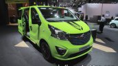 Opel Vivaro Life front three quarters at IAA 2017
