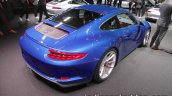Porsche 911 GT3 Touring Package rear three quarters right at IAA 2017