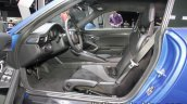Porsche 911 GT3 Touring Package seats at IAA 2017