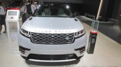 Range Rover Velar First Edition front at IAA 2017
