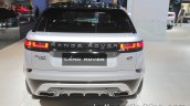 Range Rover Velar First Edition rear at IAA 2017