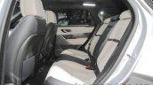 Range Rover Velar First Edition rear seat at IAA 2017