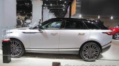 Range Rover Velar First Edition side at IAA 2017