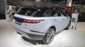 Range Rover Velar rear three quarters right at IAA 2017
