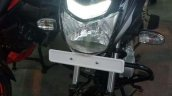 Refreshed Bajaj Platina Comfortec headlight