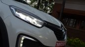 Renault Captur LED headlamps