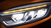 Renault Captur LED headlamps