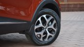Renault Captur alloys