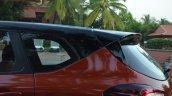 Renault Captur dual tone roof