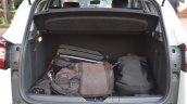 Renault Captur luggage space