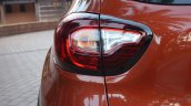 Renault Captur tail lamps
