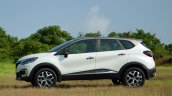 Renault Captur test drive review side