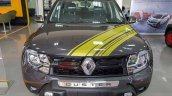 Renault Duster Sandstorm edition front elevated view