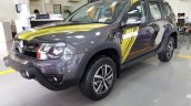Renault Duster Sandstorm edition front three quarters left side