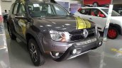 Renault Duster Sandstorm edition front three quarters