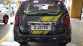 Renault Duster Sandstorm edition rear