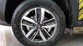 Renault Duster Sandstorm edition wheel