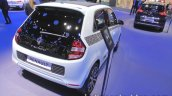 Renault Twingo La Parisienne rear three quarters at IAA 2017