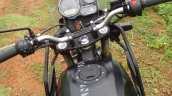 Royal Enfield Himalayan FI instrument console