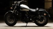Royal Enfield Thunderbird 350 Quick Silver by Eimor Customs left side