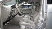 SEAT Leon Cupra R interior seats at IAA 2017