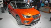 Seat Arona front three quarters at IAA 2017
