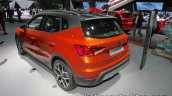 Seat Arona rear three quarters at IAA 2017