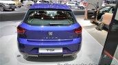 Seat Ibiza TGI rear at the IAA 2017