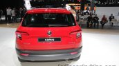 Skoda Karoq rear showcased at IAA 2017
