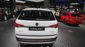 Skoda Kodiaq Scout rear at IAA 2017