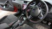 Skoda Octavia RS India dashboard