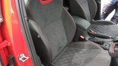 Skoda Octavia RS India front seats