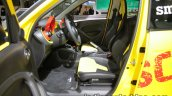 Smart ForFour Brabus Forrescue front cabin at the IAA 2017
