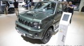 Suzuki Jimny front three quarters at IAA 2017