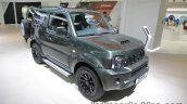 Suzuki Jimny front three quarters left at IAA 2017