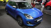 Suzuki Swift Dual Tone at IAA 2017 Frankfurt front three quarters