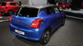 Suzuki Swift Dual Tone at IAA 2017 Frankfurt right rear three quarters