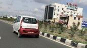 Tata Nano EV spotted testing